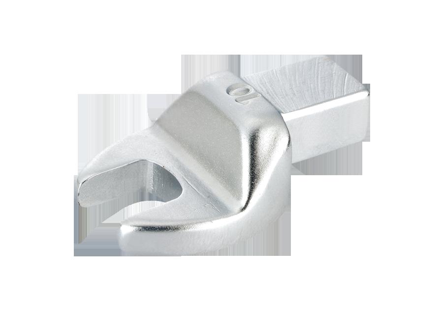 9x12更換式扭力扳手接頭 (開口型)英制  KING TONY  345011S, 永安實業工具購物網