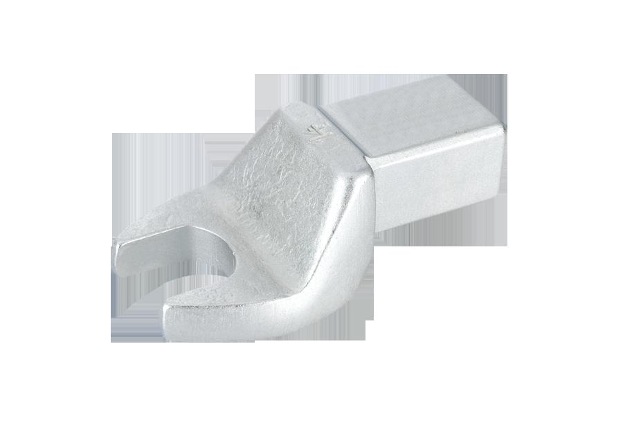 14x18更換式扭力扳手接頭 (開口型)  KING TONY  345012M, 永安實業工具購物網