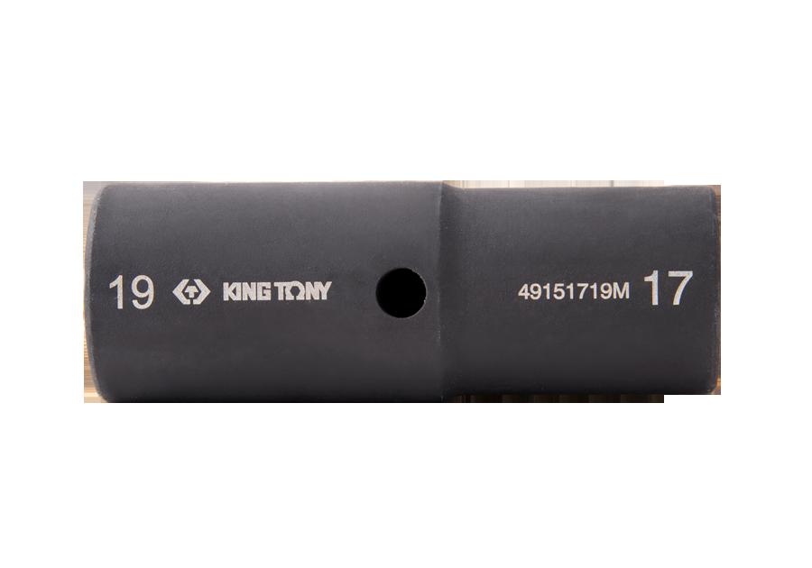 """1/2""""DR. 雙頭氣動套筒  KING TONY  4915M, 永安實業工具購物網"""