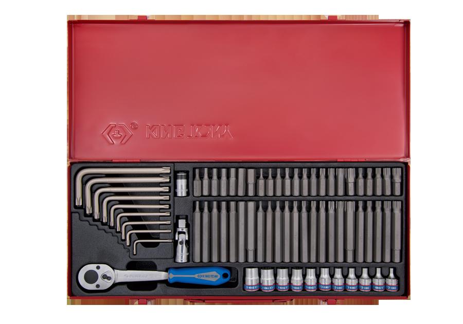 69件式 起子頭組套  KING TONY  5169PR, 永安實業工具購物網