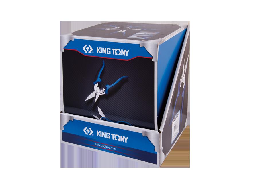 12件式 電工剪刀組  KING TONY  6AB13-06-S, 永安實業工具購物網