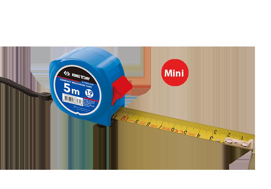 迷你磁性捲尺  KING TONY  79095-05M, 永安實業工具購物網