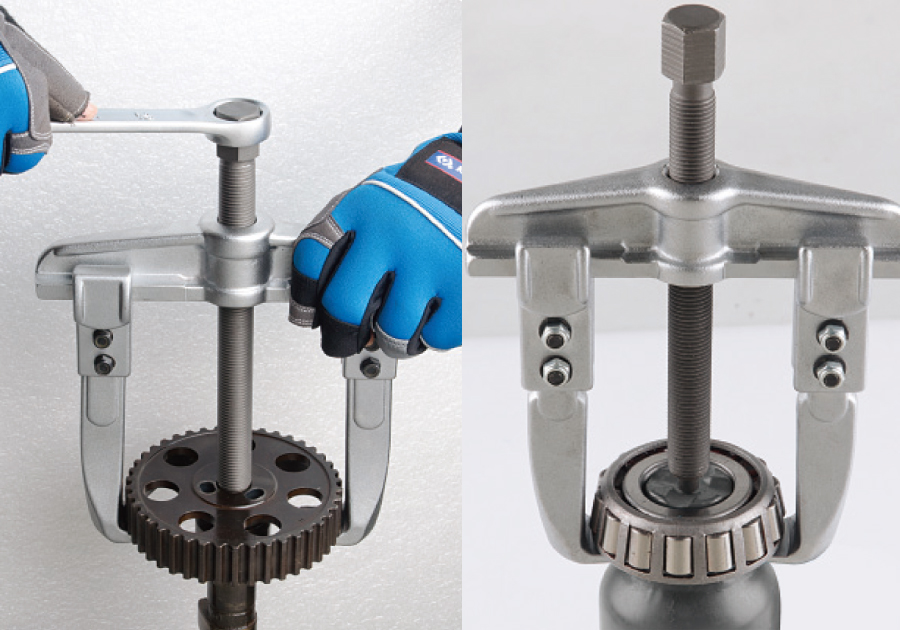 Two-Jaw Gear Puller