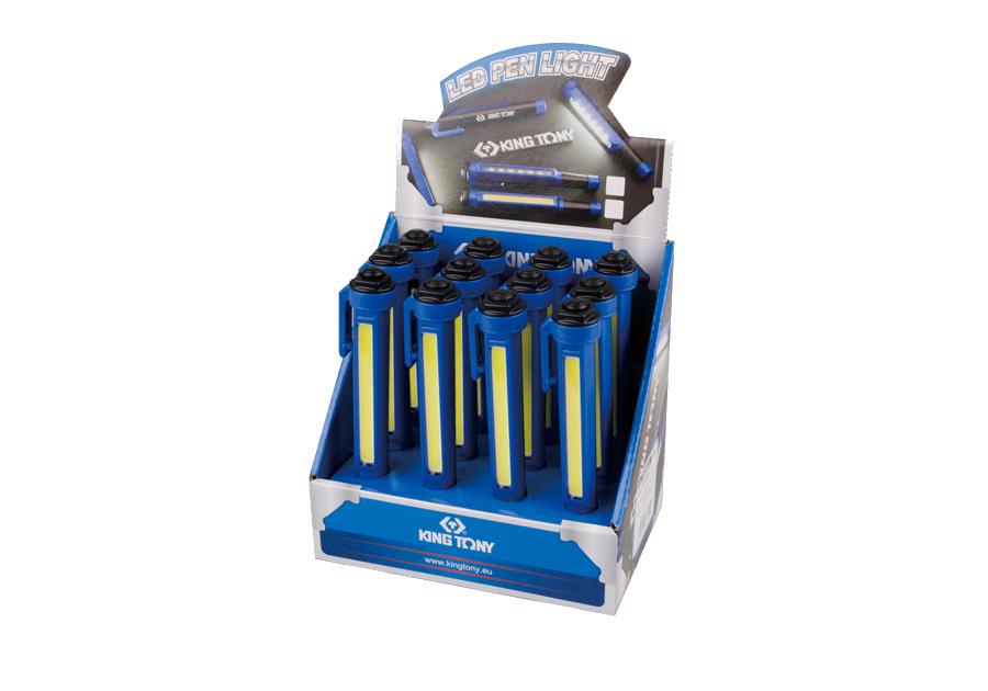 12件式 COB LED筆燈  KING TONY  79832-S, 永安實業工具購物網