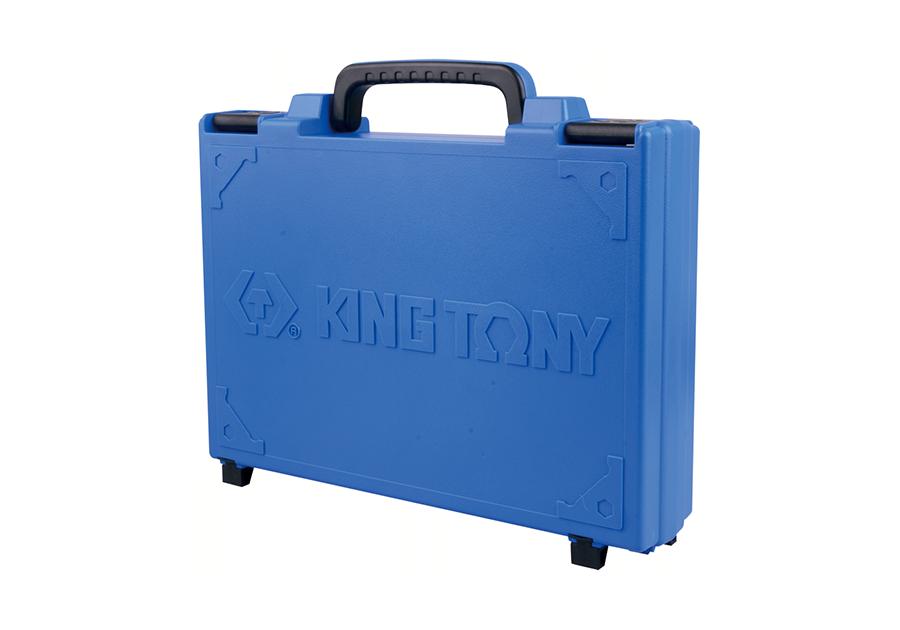 藍色手提工具箱  KING TONY  820001, 永安實業工具購物網