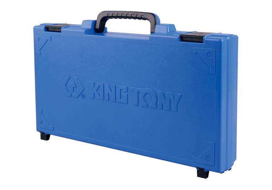 藍色手提工具箱  KING TONY  820003, 永安實業工具購物網
