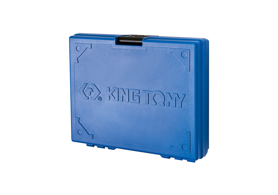 1/8 藍色手提工具箱 (199x161x50mm)  KING TONY  820005, 永安實業工具購物網