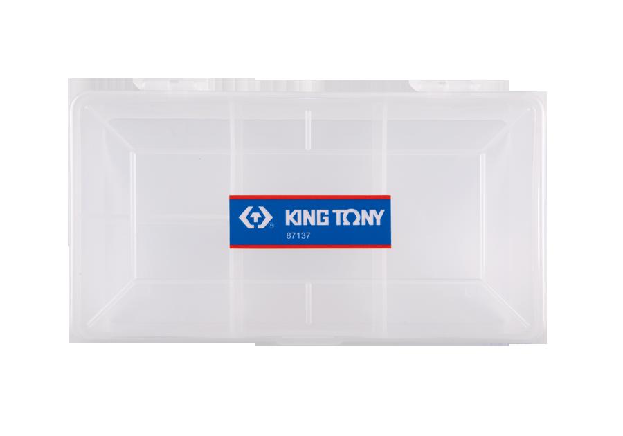 PP零件盒  KING TONY  87137, 永安實業工具購物網