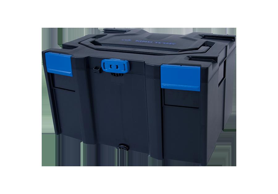 堆疊工具箱 (456x372x262mm) | KING TONY | 87405-3