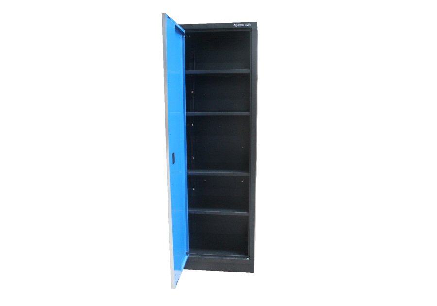 Tall Cabinet (black & blue)  KING TONY  87D11-02A-KB
