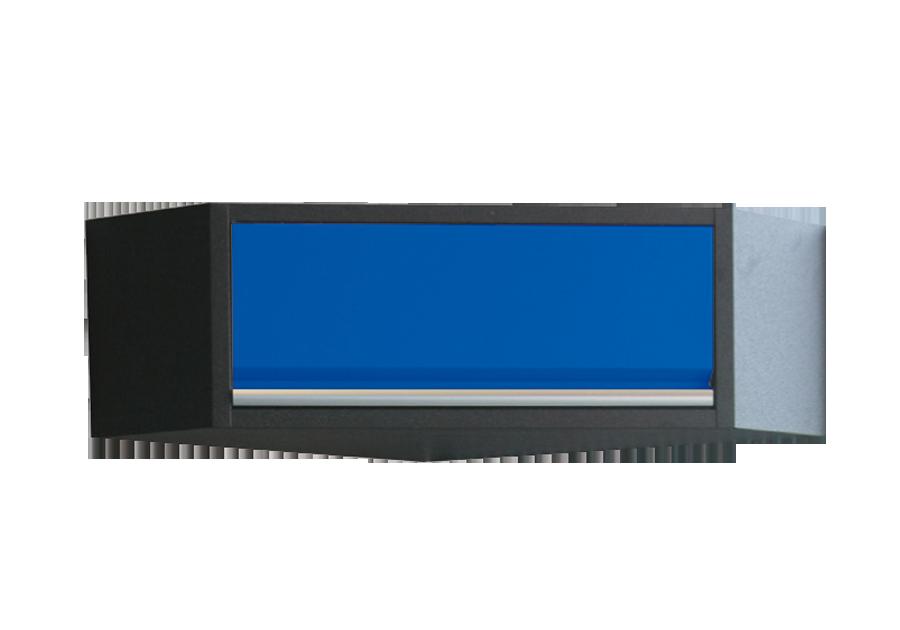 轉角上層櫃(黑藍)  KING TONY  87D11-15A-KB, 永安實業工具購物網