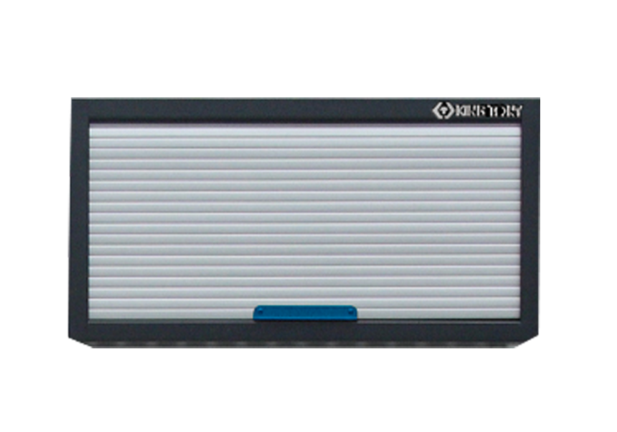百頁窗式吊櫃(黑藍)  KING TONY  87D11-17A-KB, 永安實業工具購物網