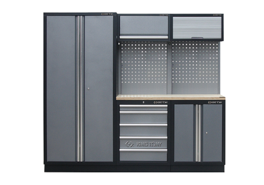 工貝系統櫃(黑灰)  KING TONY  87D11X05A-KG, 永安實業工具購物網