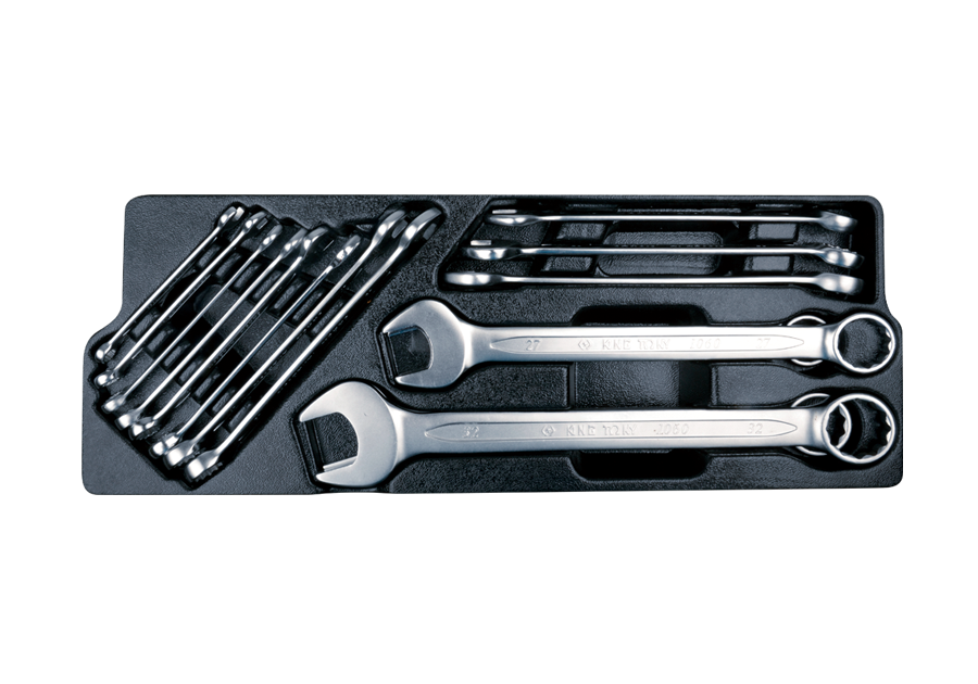 15件式 複合扳手工具箱組套  KING TONY  9-1215MR03, 永安實業工具購物網