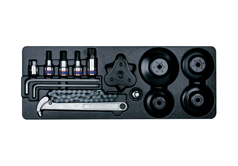 13件式 工具車組套 | KING TONY | 9-90113MA
