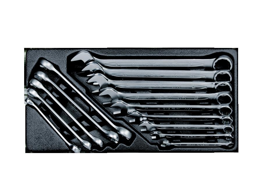 14件式 複合+剎車扳手工具車組套  KING TONY  9-90114MR, 永安實業工具購物網