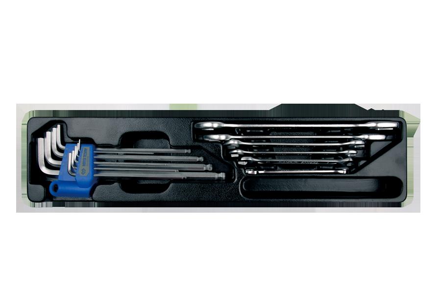 15件式 扳手工具箱組套  KING TONY  9-90125MR, 永安實業工具購物網