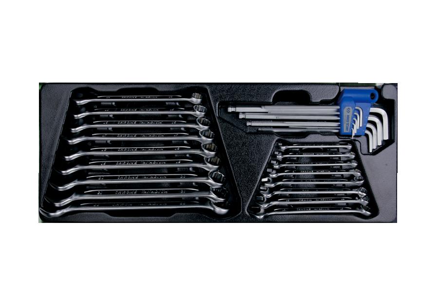 26件式 扳手工具箱組套  KING TONY  9-90126MR, 永安實業工具購物網