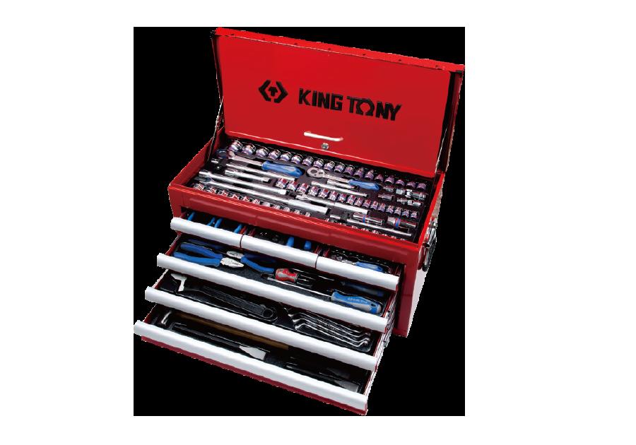219件式 工具箱組  KING TONY  911-000CR02, 永安實業工具購物網