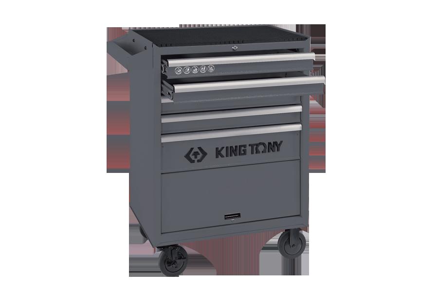 144件式 工具車組  KING TONY  932-010MR-G, 永安實業工具購物網