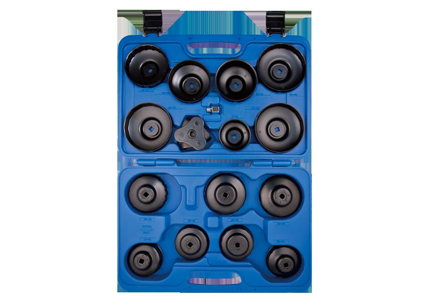 """16件式 3/8""""DR. 碗形機油芯扳手組  KING TONY  9AE2016, 永安實業工具購物網"""