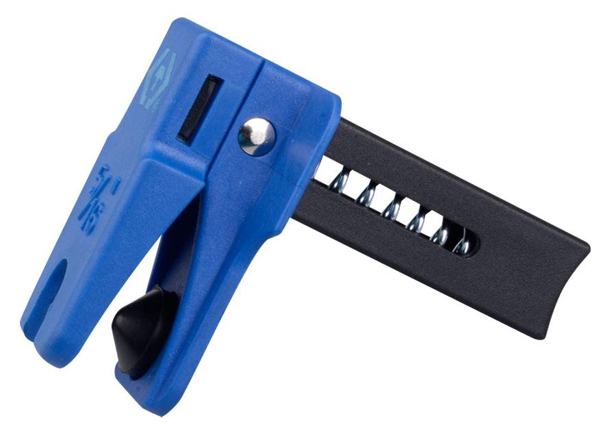 4 PC. Steel Line Stopper Set