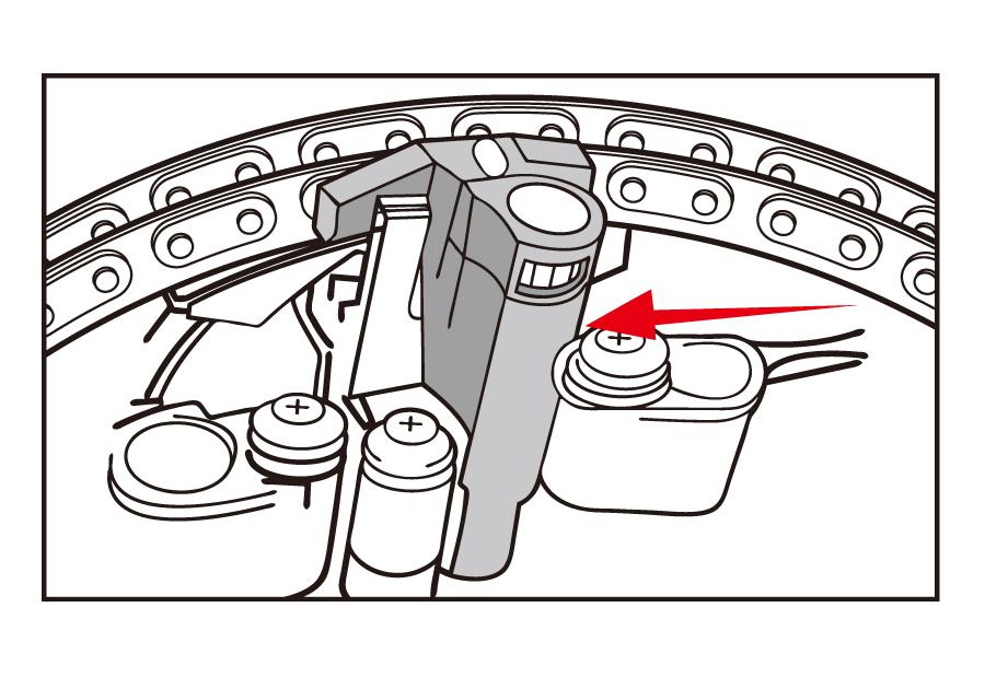 鍊條固定器-汽油(AUDI/VW)  KING TONY  9AT1-A04, 永安實業工具購物網