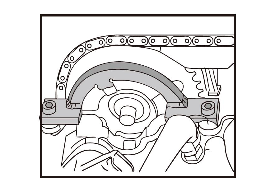 正時調整工具-汽油(VAUXHALL/OPEL)  KING TONY  9AT1004E, 永安實業工具購物網