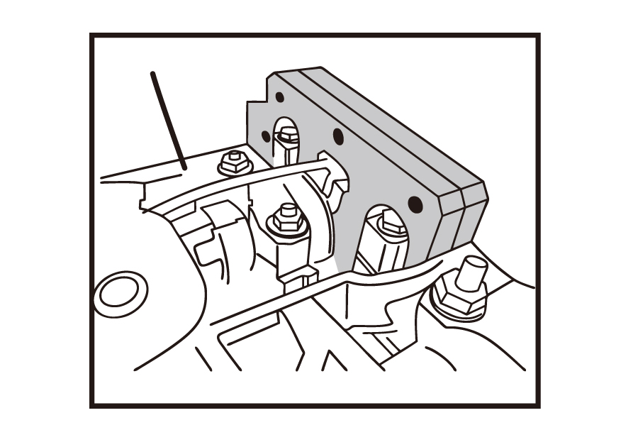 雙凸輪軸固定工具-汽油(BMW)  KING TONY  9AT1008E, 永安實業工具購物網