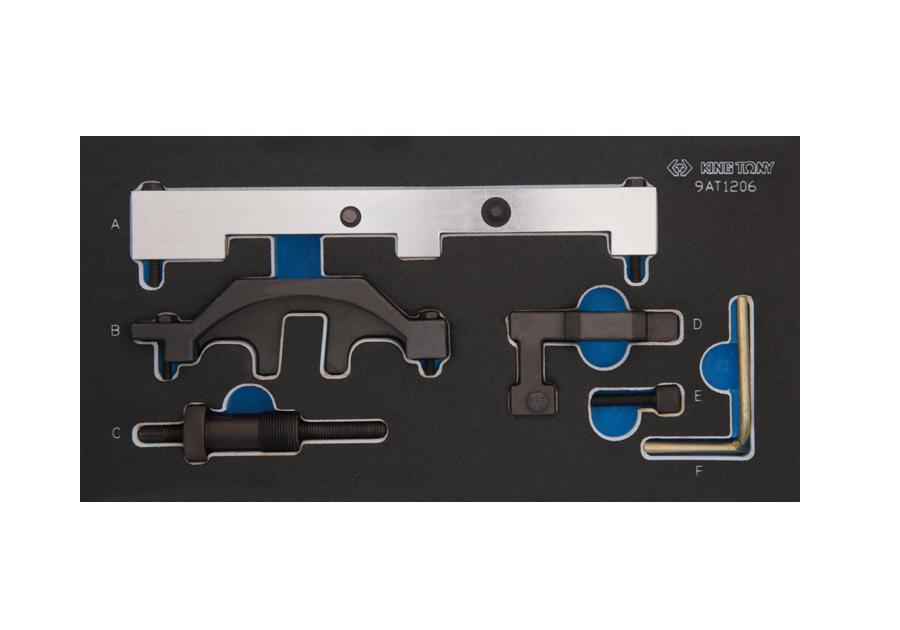 雙凸輪正時固定工具-汽油(BMW)  KING TONY  9AT1206E, 永安實業工具購物網