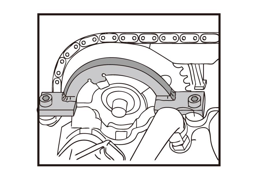 正時調整工具-柴油(VAUXHALL/OPEL)  KING TONY  9AT2004E, 永安實業工具購物網