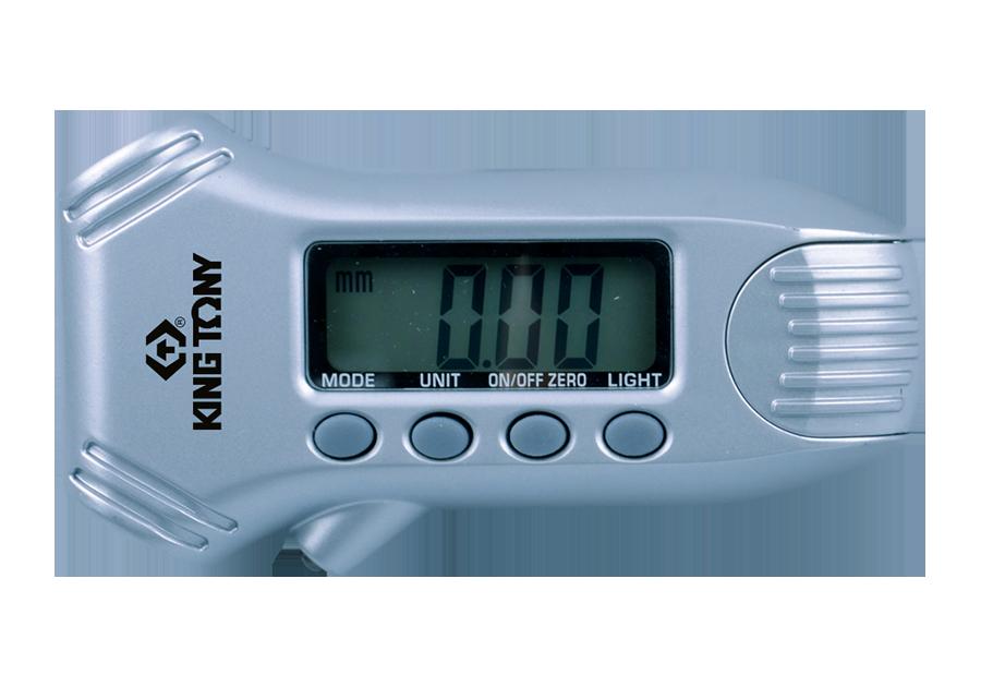 數顯型胎壓計  KING TONY  9BM120, 永安實業工具購物網