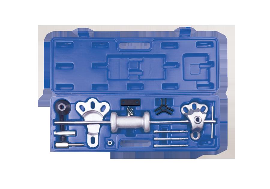 雙輪軸盤滑鎚工具組  KING TONY  9BQ01, 永安實業工具購物網