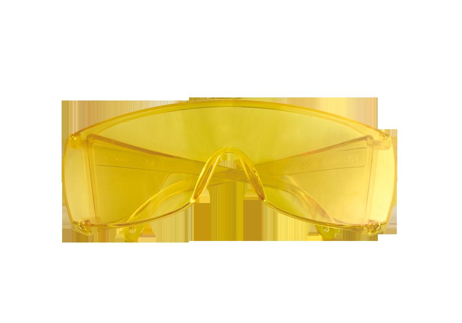 抗UV黃色護目鏡  KING TONY  9CK-102, 永安實業工具購物網