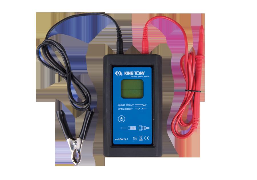 數顯預熱塞測試器  KING TONY  9DM1A1, 永安實業工具購物網
