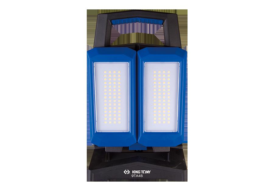 45W 多軸轉向高亮度泛光燈  KING TONY  9TA45A, 永安實業工具購物網