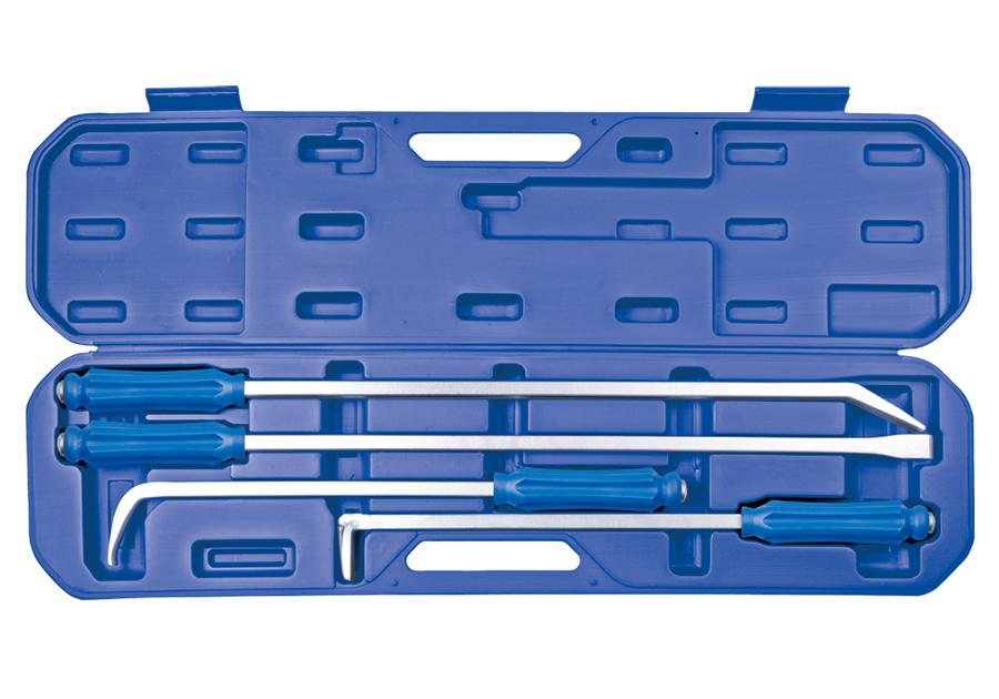 4件式 大型起子撬棒組  KING TONY  9TK024, 永安實業工具購物網