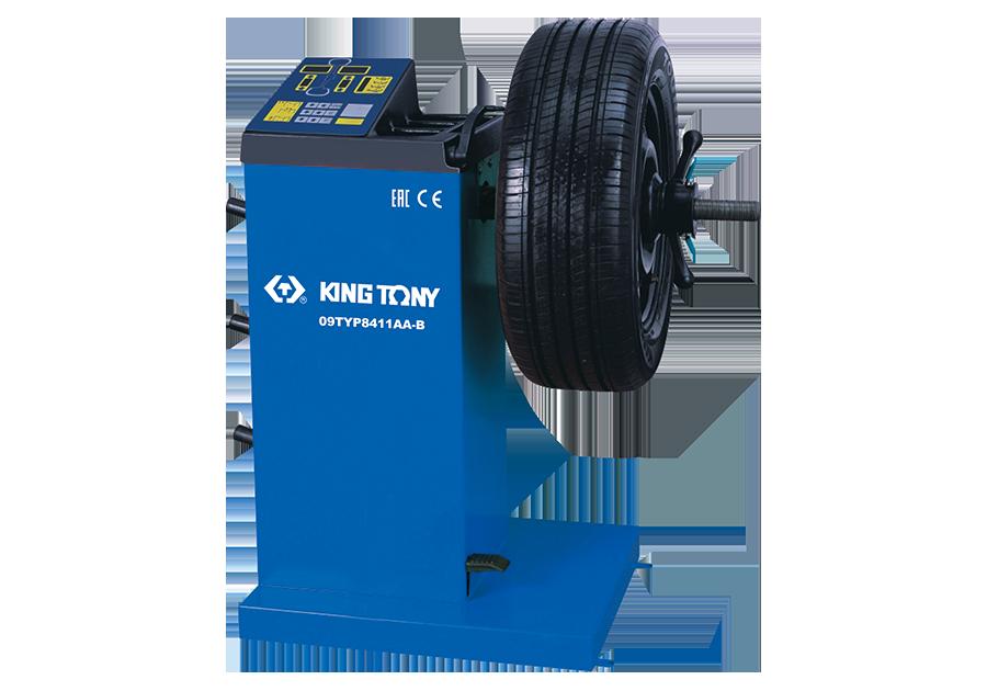 輪胎平衡機  KING TONY  9TYP8411, 永安實業工具購物網