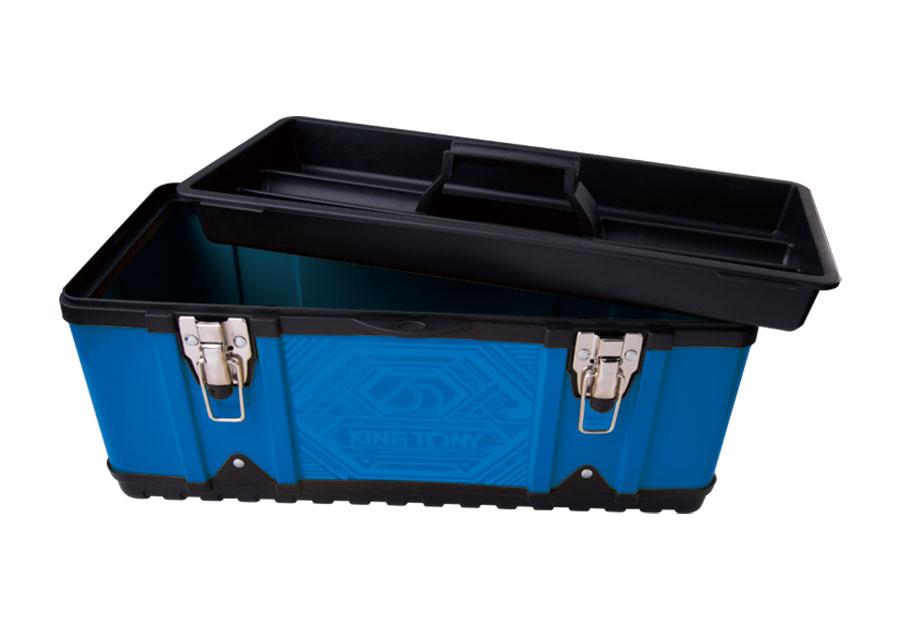 手提塑鋼工具箱  KING TONY  P87A08, 永安實業工具購物網