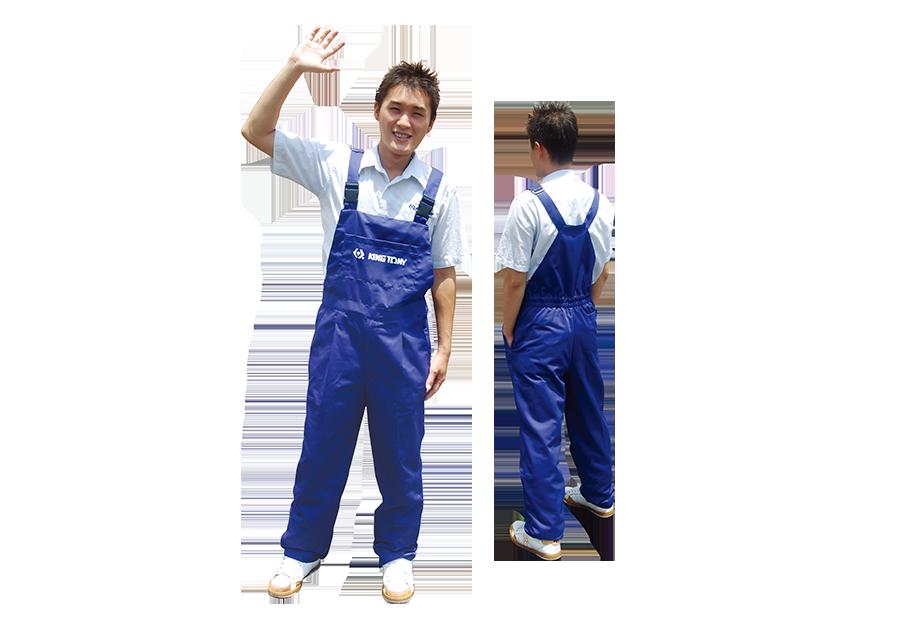 吊帶褲  KING TONY  ZS112, 永安實業工具購物網