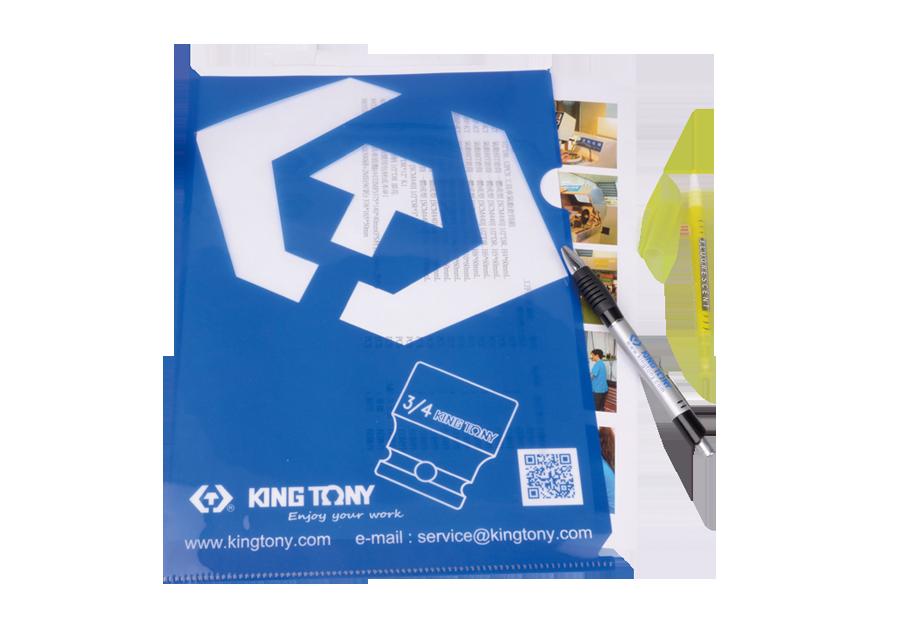 A4 L夾 | KING TONY | ZS409