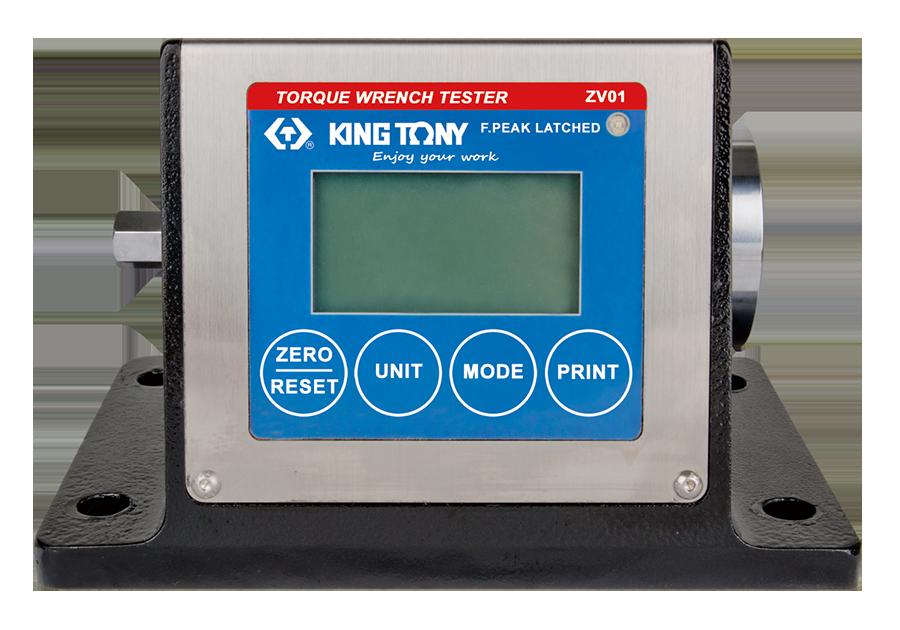 扭力測試機(2~60 牛頓米) | KING TONY | ZV011