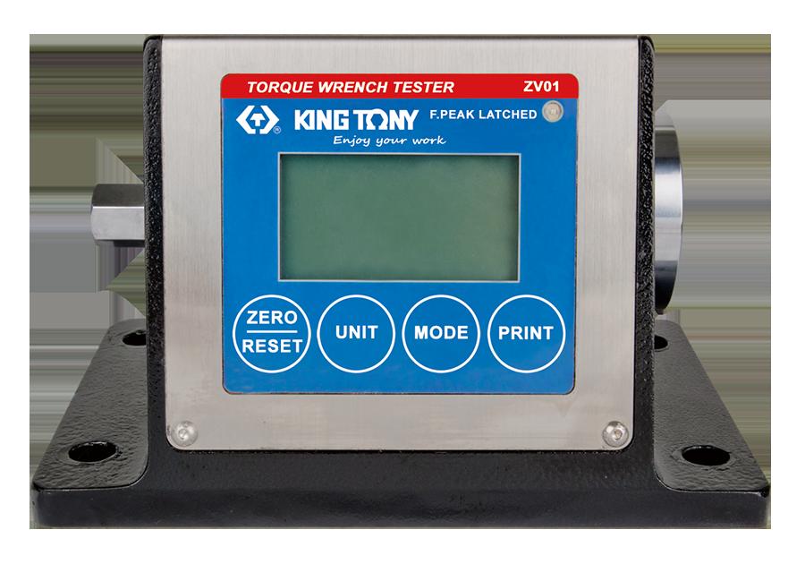 扭力測試機(8~400 牛頓米) | KING TONY | ZV012