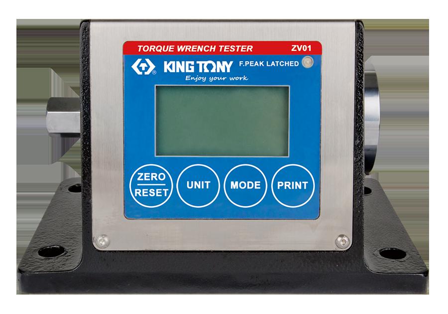 扭力測試機(100~1500 牛頓米) | KING TONY | ZV013